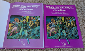 Comparison of covers of the basic rule set