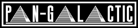 Pan Galactic Logo