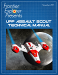Cover of the UPF Assault Scout Technical Manual