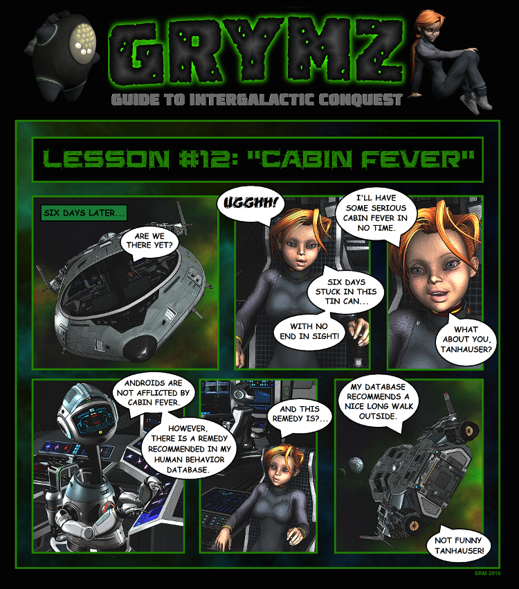 Grymz Guide Comic #12