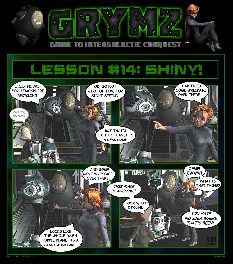 Grimz Guide Comic 14