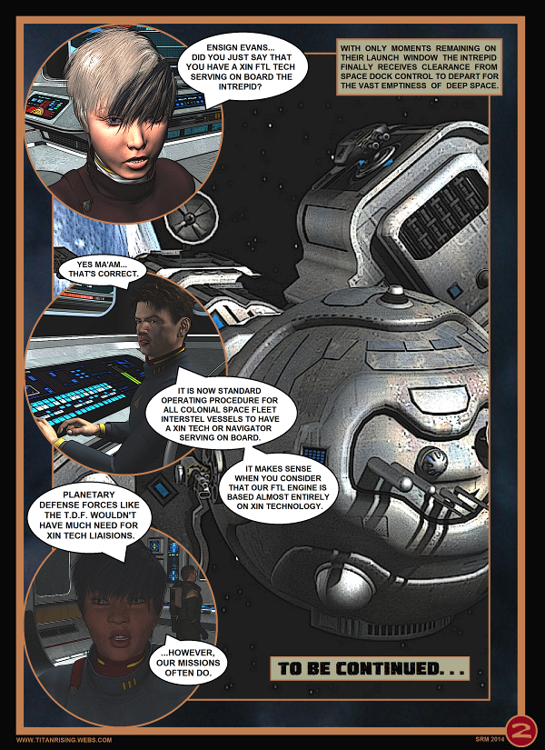 Titan Rising: 2299 - episode 5 page 2