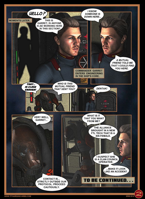 Titan Rising: 2299 - Episode 7 page 2