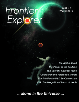 Frontier Explorer Issue 11 Cover - medium