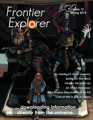 Frontier Explorer Issue 12 Cover - medium