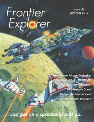 Cover image for issue 21