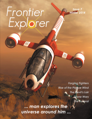 Frontier Explorer issue 7 cover image
