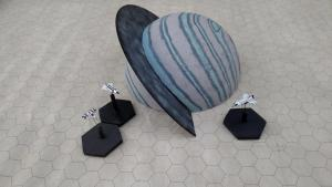 Large Gas Giant Model