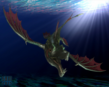 New Pale Sea Dragon